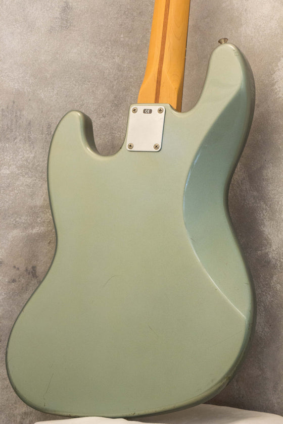 Fender Standard Jazz Bass Ice Blue Metallic 2003