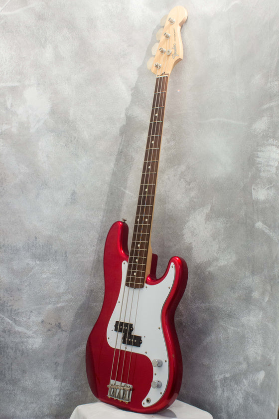 Fender Japan Standard Precision Bass PB43 Candy Apple Red 2004