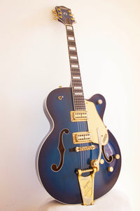 Gretsch G6120 Nashville Blue Shaded 2002