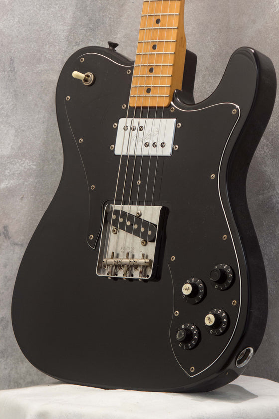 Fender Japan '72 Telecaster Custom TC72-70 Black 2004