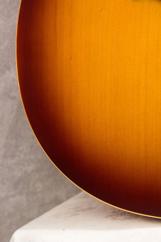 Maton Performer EBG808LG Acoustic/Electric Sunburst 2011