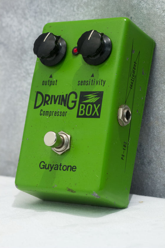 Guyatone PS-103 Driving Box Compressor Pedal 1980s
