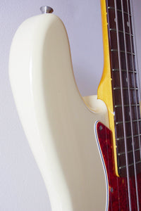 Fender Jazz Bass '62 Reissue Vintage White 1999-02