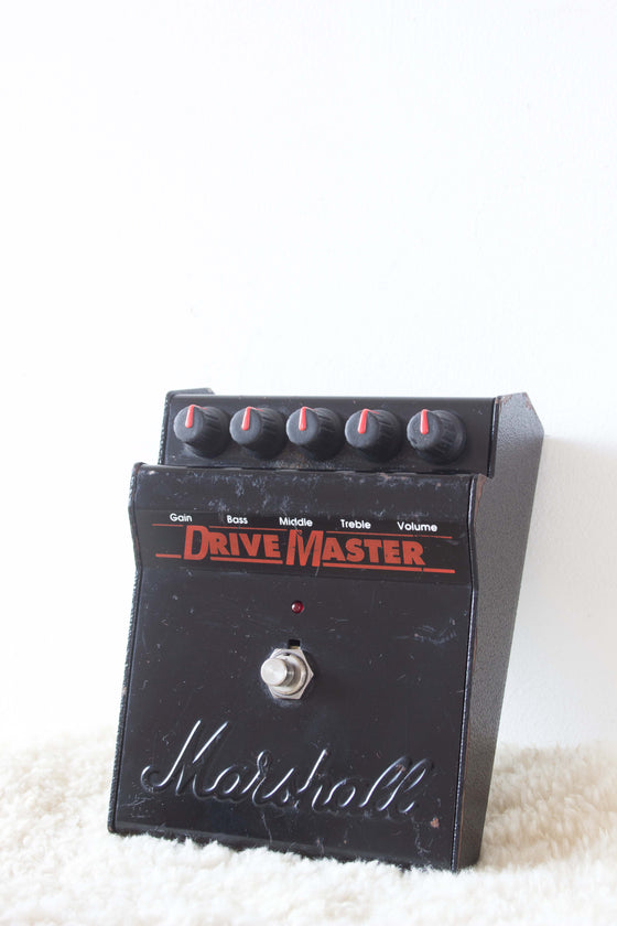 Marshall Drive Master Distortion Pedal