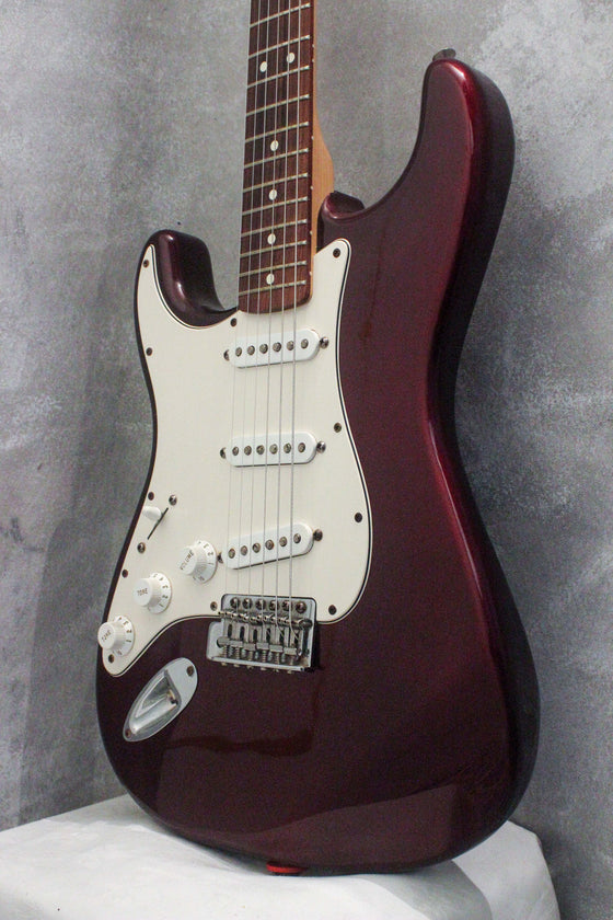 Fender Standard Stratocaster Midnight Wine Left Handed 2007