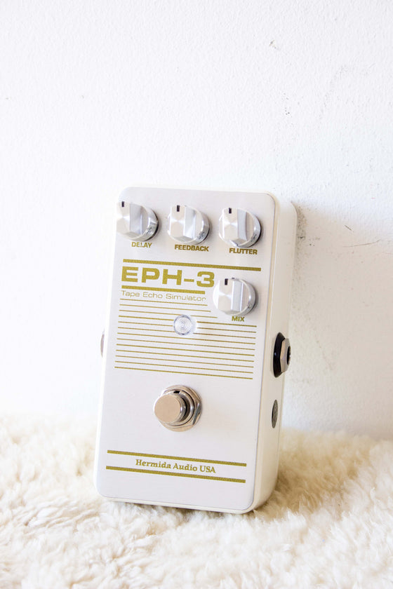 Hermida Audio EPH-3 Tape Echo Pedal