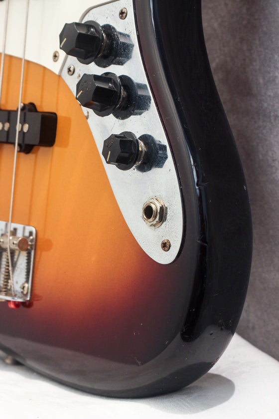 Fender Japan Standard Jazz Bass JB-45J Sunburst 1998