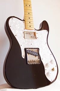 Fender '72 Reissue Telecaster Custom Black 2006-08
