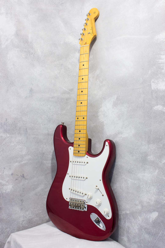 Fender Japan '57 Stratocaster ST57 Old Candy Apple Red 2010