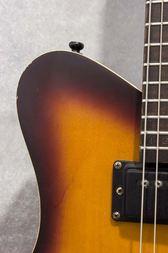 Yamaha SA-15 Hollow Body Sunburst 1969