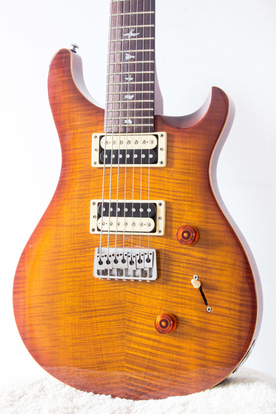 Paul Reed Smith SE Custom 247 Tobacco Sunburst 2013