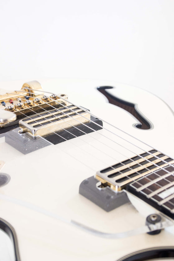 Ibanez Artcore AGR73T Thinline Hollow Twinkle Snow 2012