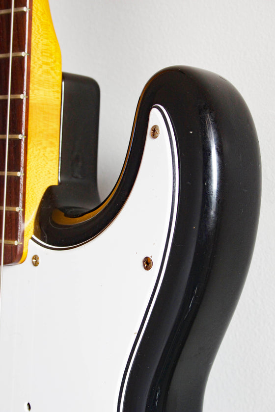 Fender '62 Reissue Precision Bass PB62-53 Black 1993/4