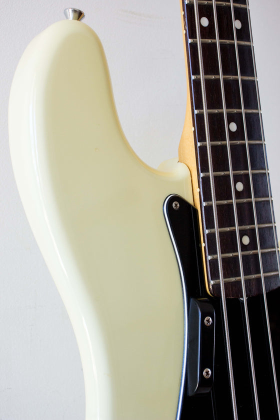 Fender Japan '70 Reissue Precision Bass PB70-70US Olympic White 1996