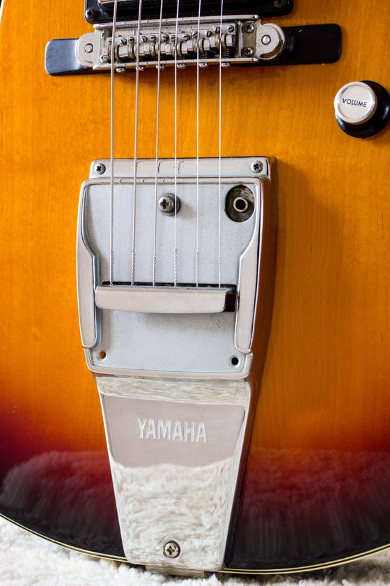 Yamaha SA-50 Hollow Body Sunburst 1974