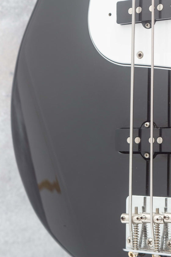 Fender Japan '75 Reissue Jazz Bass JB75-95US Black 2012