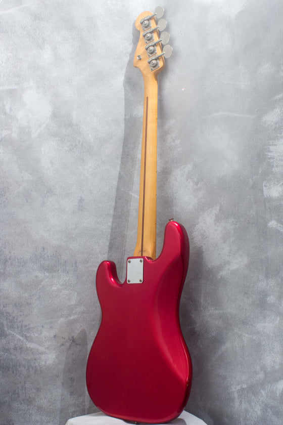 Fender Japan '57 Precision Bass PB57-53 Candy Apple Red 1996