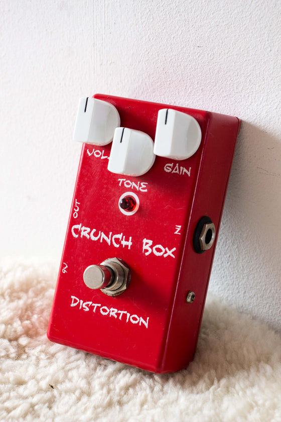 MI Effects Crunch Box Distortion Pedal