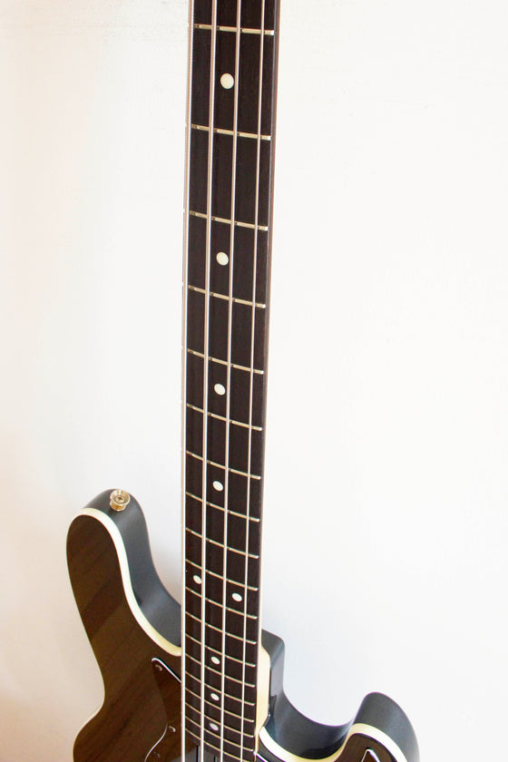 Fender Aerodyne Jazz Bass Dolphin Grey 2012