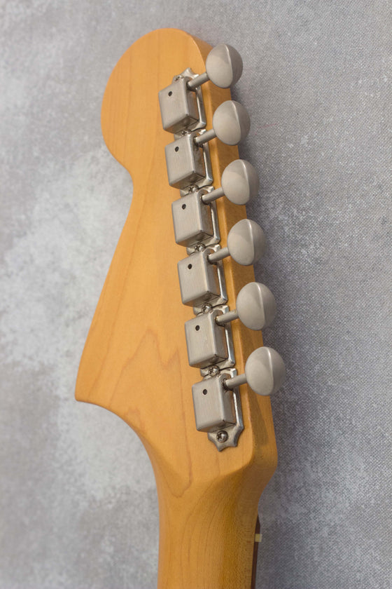 Fender Japan Jaguar JG66-85 Rebel Yellow 1998