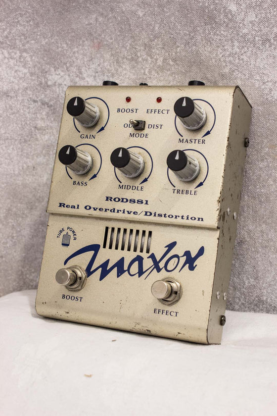 Maxon ROD881 Real Overdrive/Distortion Pedal