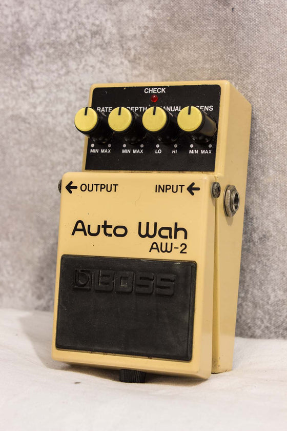 Boss AW-2 Auto Wah Pedal