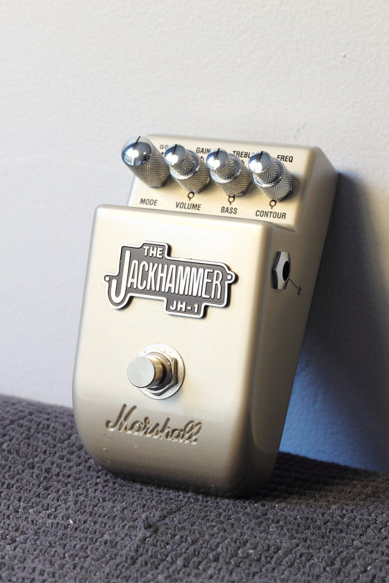 Marshall JH-1 The Jackhammer Distortion Pedal