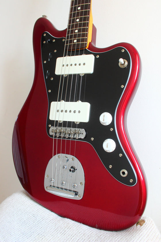 Fender Jazzmaster Old Candy Apple Red 2010/11