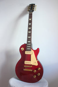 Gibson Les Paul Studio Gem Series Ruby 1996