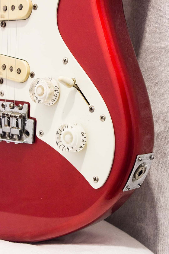 Yamaha SS-300 Candy Apple Red 1982