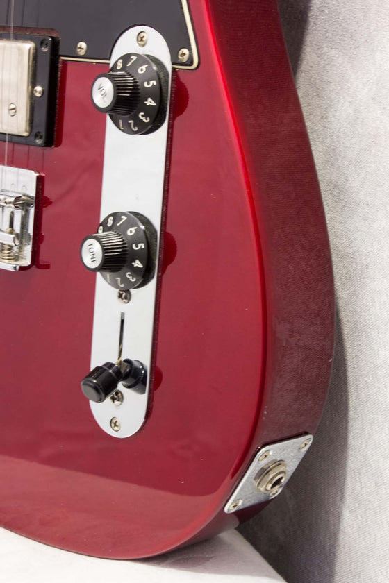 Fender Standard Telecaster HH Candy Apple Red 2010