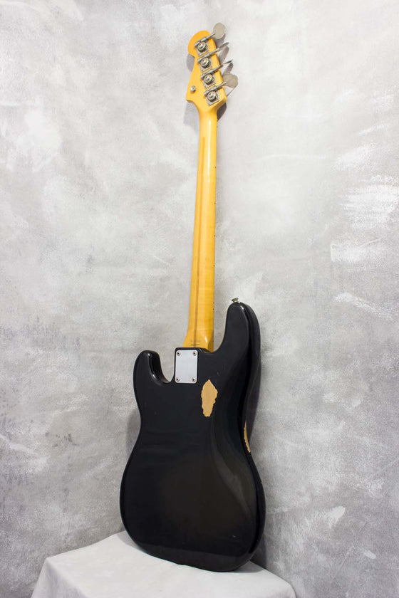 Fender Japan '57 Precision Bass PB57-53 Black 1993
