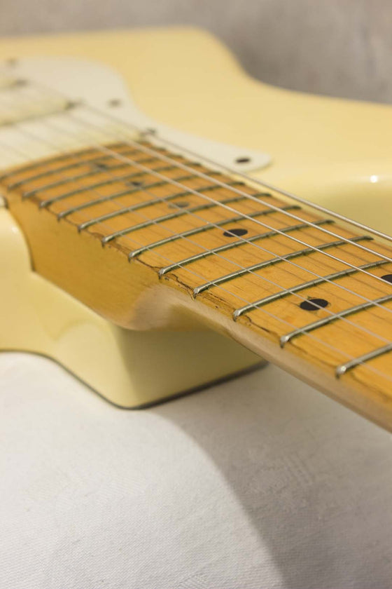 Fender Eric Clapton Signature Stratocaster Olympic White 1996