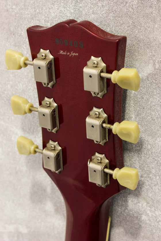Epiphone Japan Lacquer Series SG Cherry 2008