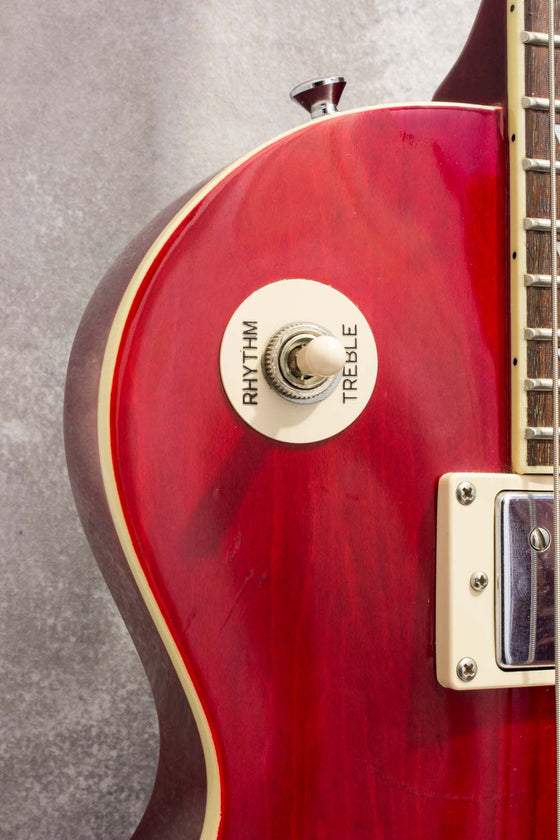 Epiphone Les Paul Standard w/ Bigsby Cherry 2007