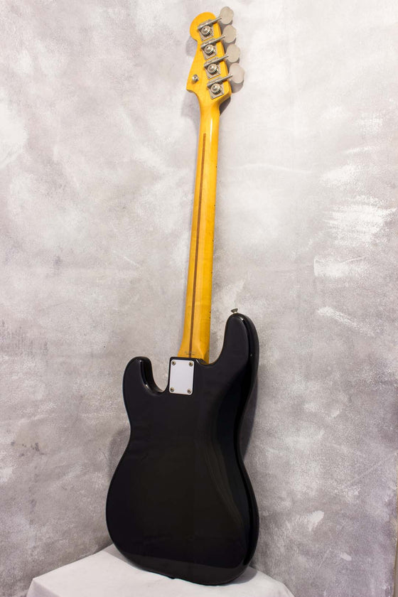 Fender Japan '57 Precision Bass PB57-53 Black 2007