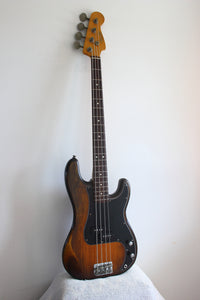 Fender JPGW Modded '62 Reissue Precision Bass Hand Rubbed Sunburst 1986-87