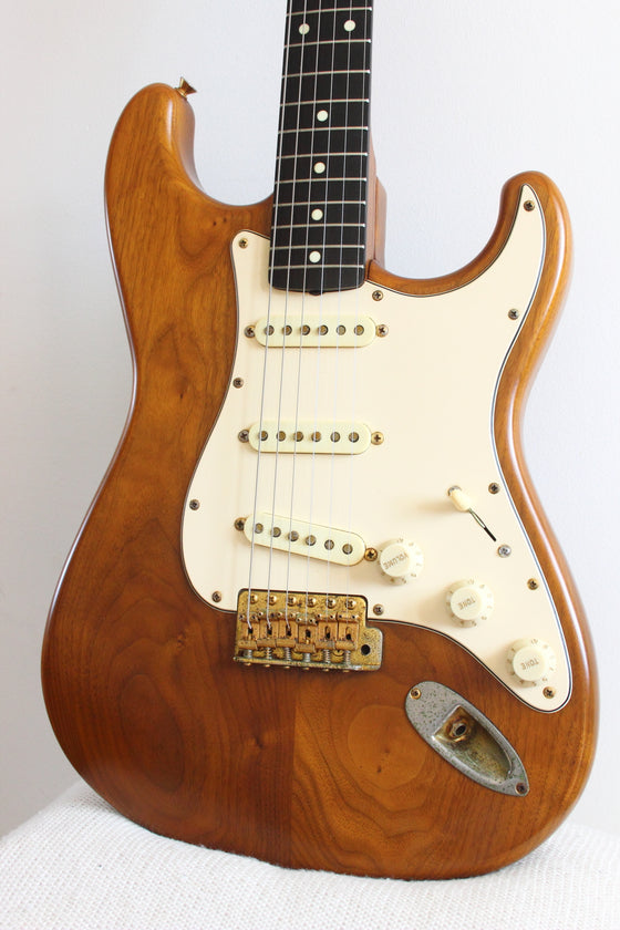 Fender '62 Reissue Full Walnut Stratocaster 1990-91