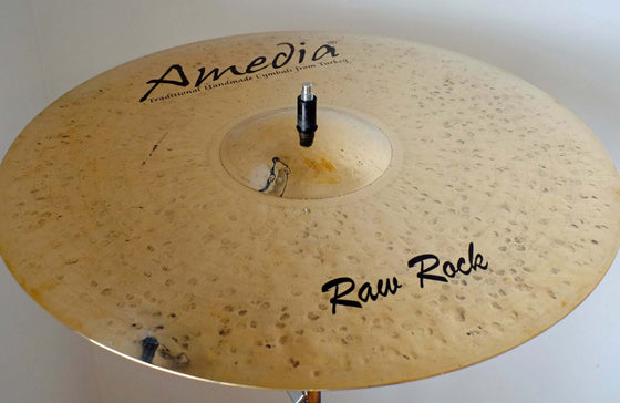 "Amedia Raw Rock 16"" Crash"
