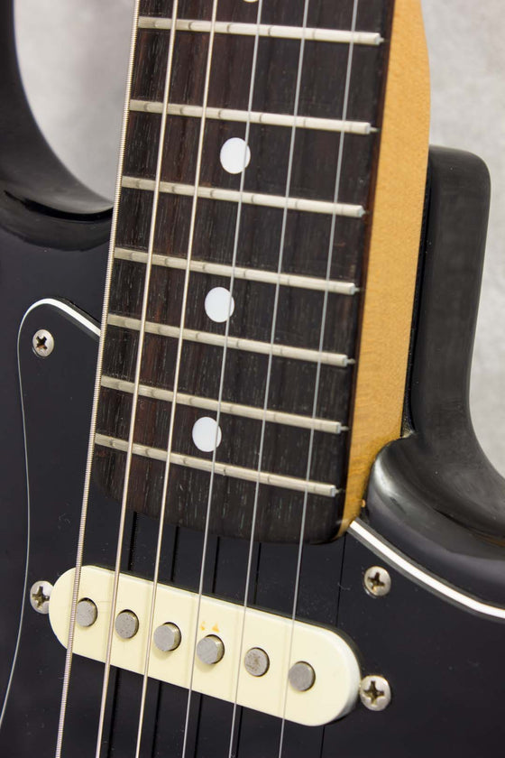 Squier Japan Stratocaster CST50 Black SQ Serial 1983