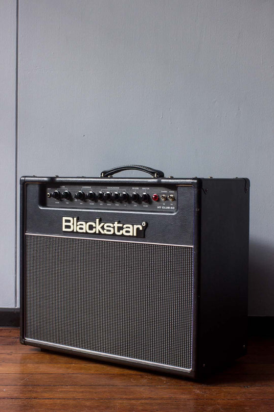 "Blackstar HT Club 40 12"" Guitar Combo Amp"