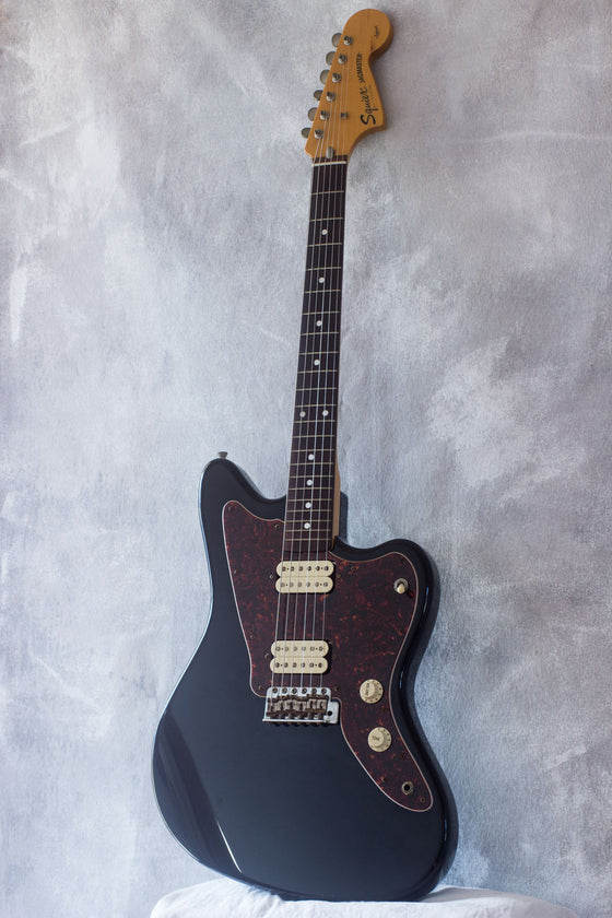 Squier Vista Series Jagmaster Black MIJ 1997