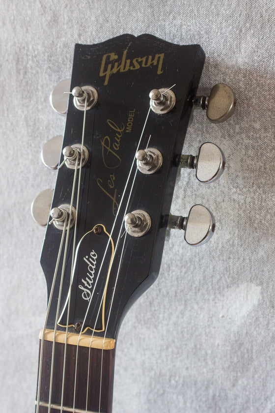 Gibson Les Paul Studio Ebony 1999