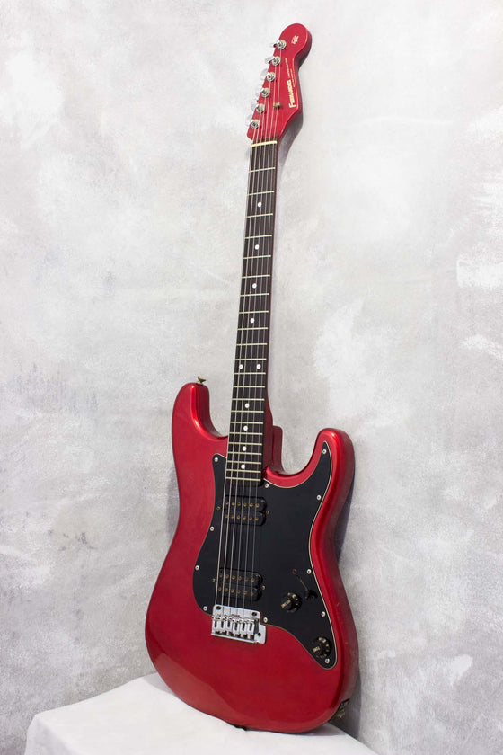 Fernandes Limited Edition ST-40 Candy Apple Red 1987