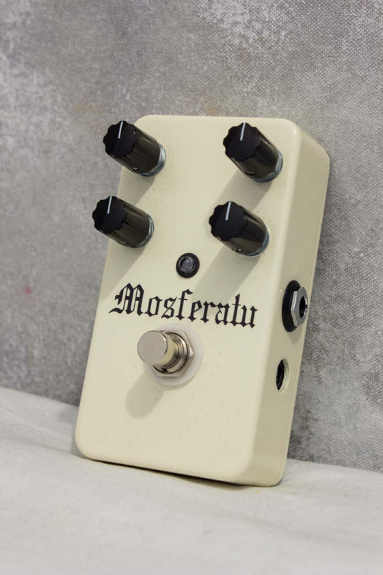 Hermida Audio Mosferatu Low Gain Overdrive Pedal