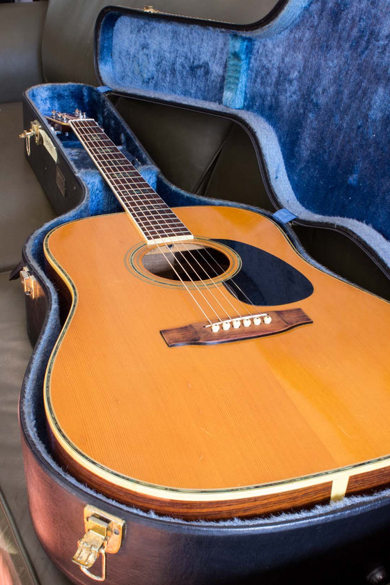Morales M350 Dreadnought Acoustic 1968