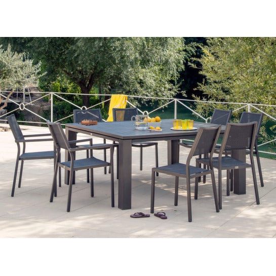 TABLE Fiero 160x160 cm PROLOISIRS