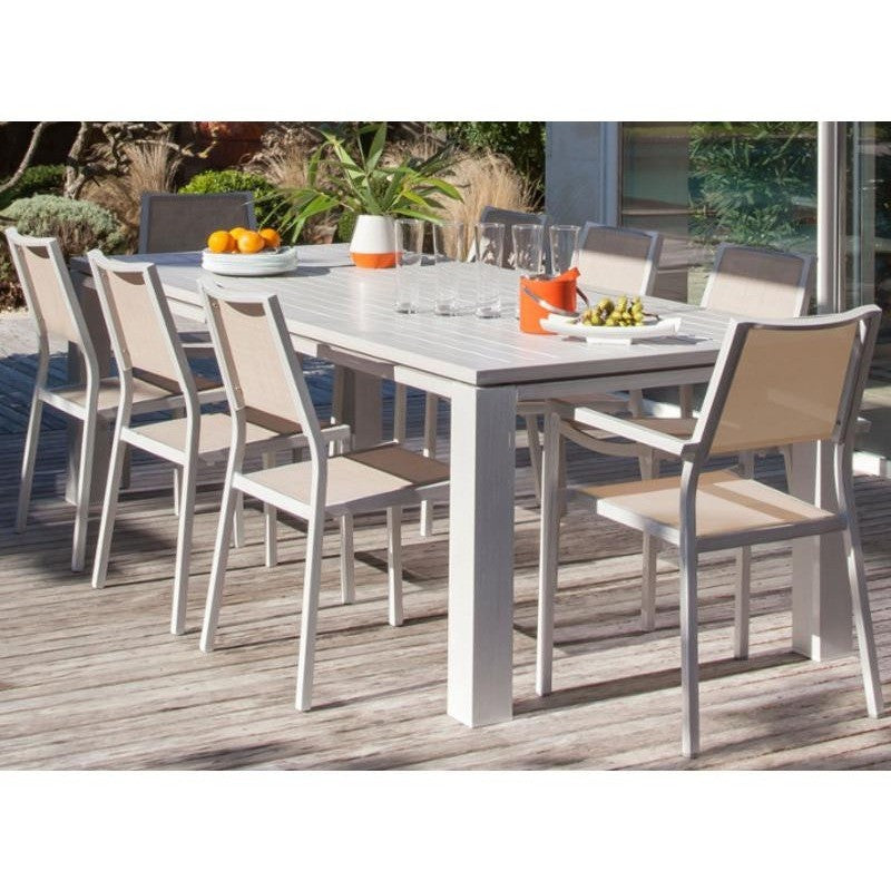 TABLE FIERO 200/300 cm PROLOISIRS – mymobilierexterieur