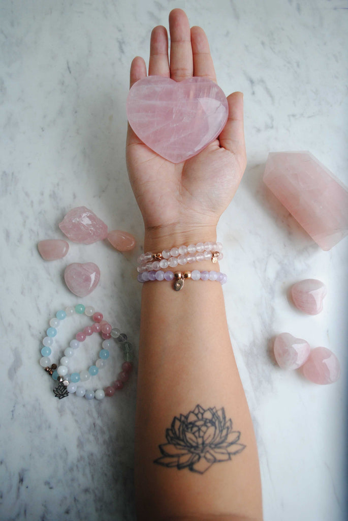 Rose Quartz: The Power of Pink!