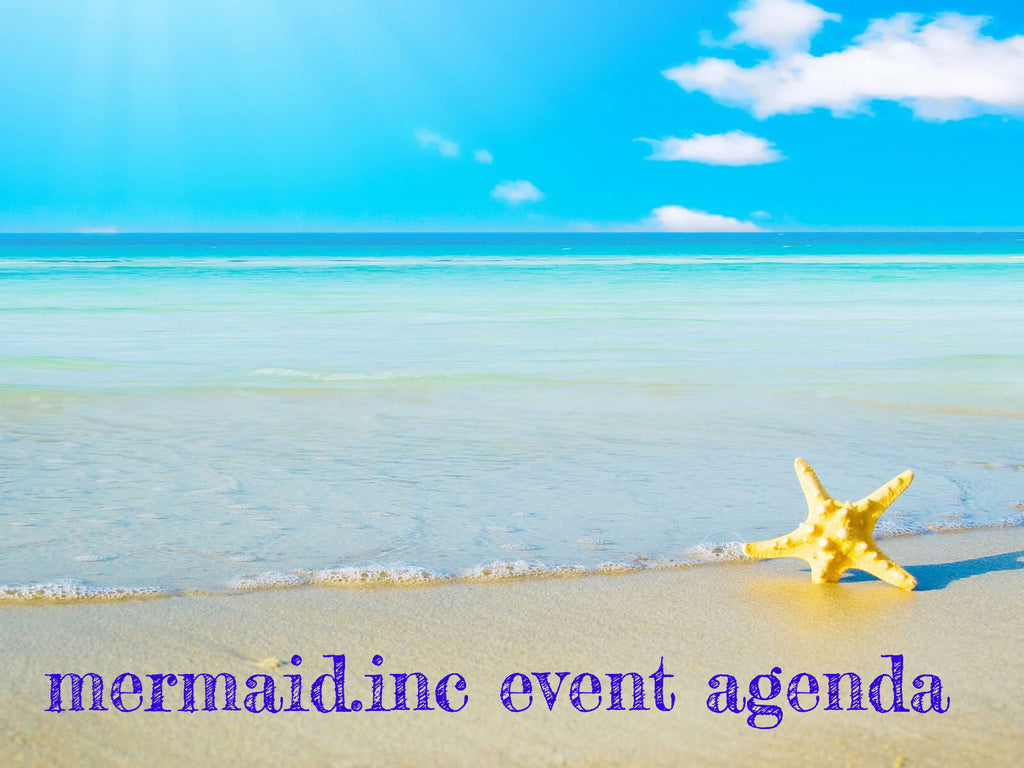 Never miss an Event with Mermaid.Inc